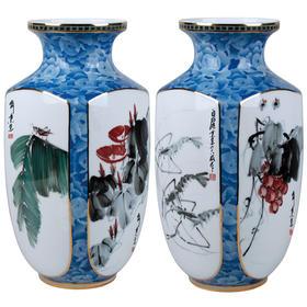 四方泰瓶【收藏品  金银币  钱币  纪念品  礼品  熊猫币  生肖  狗年礼物  艺术】