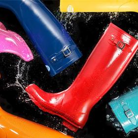 英国 Rockfish 经典威灵顿高筒雨靴!好莱坞爆款!可当靴子穿的英国雨靴,又潮又酷,百搭显腿瘦!防雨防滑还保暖!