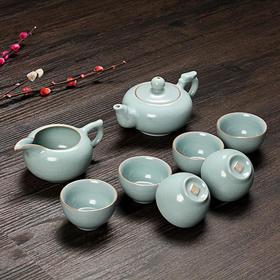 德化汝窑茶具套装 优质陶瓷(6种款式)