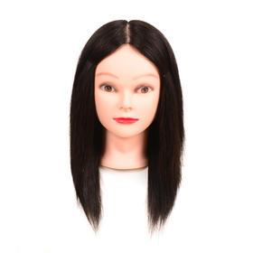 秀飞扬公仔头 100%全真人发,精剪、 日式 、沙宣短发专用,适合烫染漂吹风造型