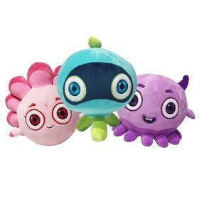 Gululu原创玩偶 抱枕 娃娃 3款可选