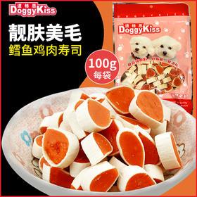 道格思 鳕鱼鸡肉寿司(100克)