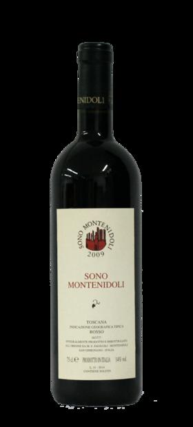 万巢之山托斯卡纳干红葡萄酒2009/Montenidoli IGT Sono Rosso Toscana 2009