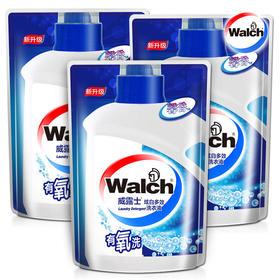 【双12特惠】威露士有氧洗洗衣液袋装替换装3袋