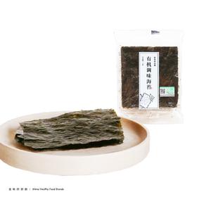 【四包包邮】食味的初相 有机海苔片 零食包饭皆可来自东沙沙洲 3g*3  FX