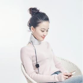 Aika爱家 护颈椎套保暖护颈带睡觉脖套发热按摩 石墨烯男女款新品