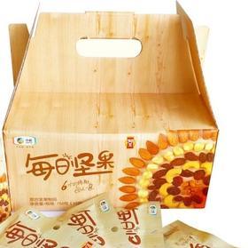 中粮—御豆每日坚果【750克(25g*30袋)】 榛子仁、蔓越莓、红提子、蓝莓干、腰果、核桃仁、扁桃仁