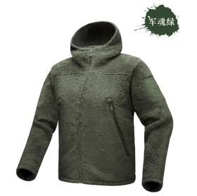 【保暖外套】 山地野人熊衣