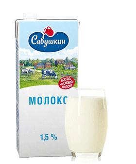 白俄罗斯萨乌斯金纯牛奶    1L*12瓶