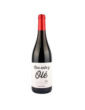 高达酒庄喝彩里奥哈干红葡萄酒2013/Martin Codax Con Arte yOle Rioja 2013