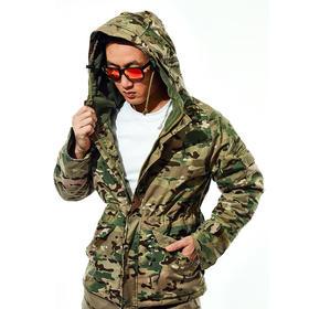 【加棉保暖】G8加棉抓绒双保暖冲锋衣