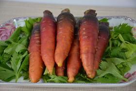 【果果生鲜】新鲜本地胡萝卜 一斤装