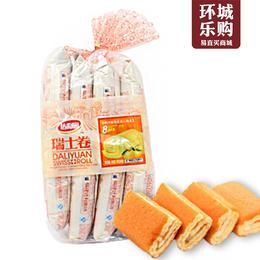 达利园瑞士卷橙汁味200g-013583