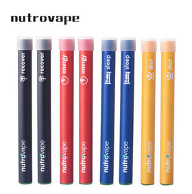 nutrovape电子烟可吸入式咖啡因助眠棒能量棒睡眠棒减脂棒戒烟棒