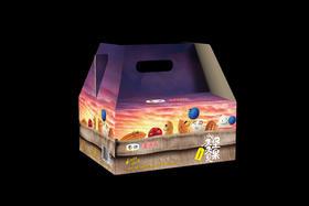 中粮—美滋滋每日坚果、早餐礼盒混合果仁干果  孕妇休闲零食礼包【750克(25g*30袋)】