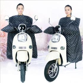 【挡风被】*电动车挡风被冬季保暖加厚连体加大防水摩托车防寒罩 电瓶车护膝 | 基础商品