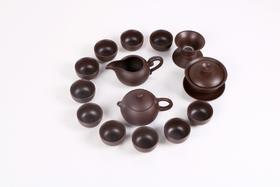 紫砂功夫茶具套装(12种款式)