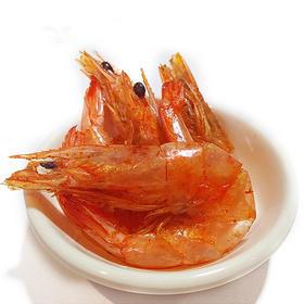吼猴系列健康休闲零食即食酥脆烤虾 真空冻干虾干脆虾 海鲜干货 整条可食20g