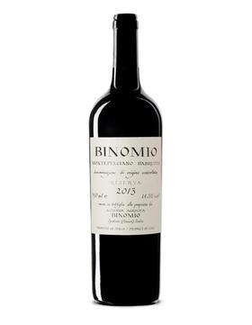 碧螺庄园蒙特布查诺干红葡萄酒2013/Binomio Montepulciano d'Abruzzo 2013