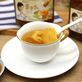 蜂蜜 生姜茶