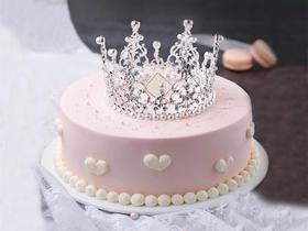 我的女❤神·创意卡通可爱公主生日蛋糕.dg