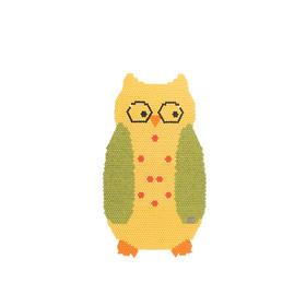【Beiger】猫头鹰地毯
