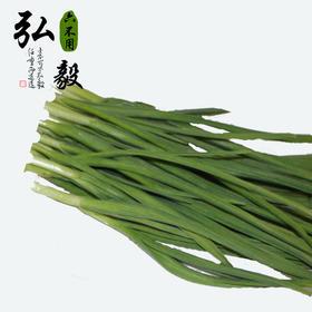 【弘毅六不用生态农场】六不用鲜青蒜 自留种露地发芽 2斤/份