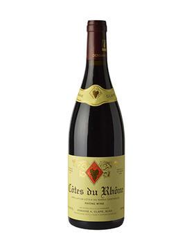 玉旒庄园隆河谷干红葡萄酒2015/Domaine Auguste Clape Cotes du Rhone 2015