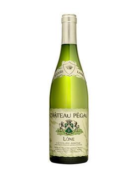 佩高隆河谷独孤干白葡萄酒2016/Chateau Pegau Cotes du Rhone Blanc Cuvee Lone 2016