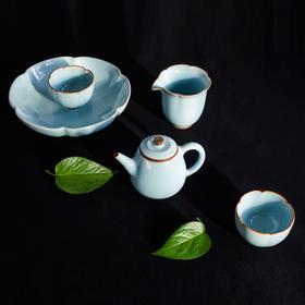 心生莲花 | 茶具套装