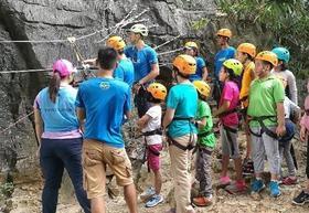 西双版纳喀斯特地貌地质探险家课程