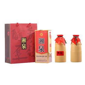 酒鬼酒54度国产白酒 提升湘泉升级版6瓶装整箱