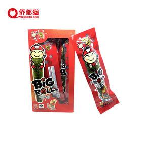 【泰国】小老板辛辣味香脆紫菜 32.4g/盒