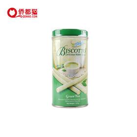 【印尼】Biscotto绿茶卷心酥饼干 125g