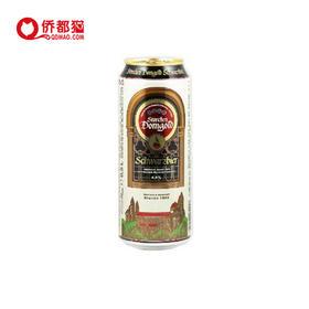 【德国】白鹳黑啤酒 500ml