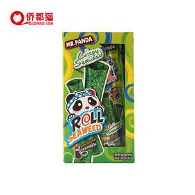 【泰国】熊猫先生芝麻海苔卷 30g/盒