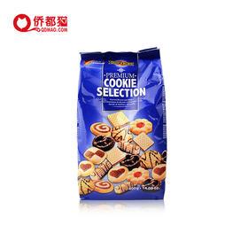 【德国】杰伯瑞精选混合饼干 400g