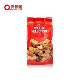 【德国】杰伯瑞精选混合华夫饼干 300g