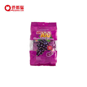 【马来西亚】一百份黑加仑子果汁软糖 150g