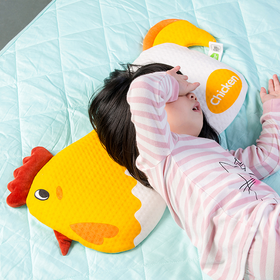 【最萌礼物】童话王国 12 生肖儿童枕!有机亲水棉,专业护颈,抗菌防螨!