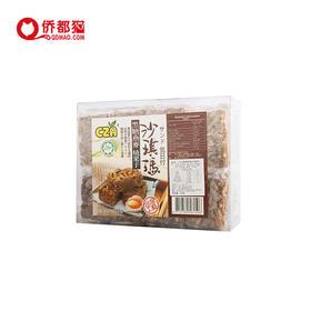 【台湾】CZA黑糖燕麦沙琪玛 300g