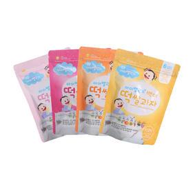 [超值特价]韩国原产 婴鑫无添加婴儿米饼 20g 6个月以上婴幼儿食用