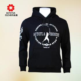 【断码清仓价】时尚保暖卫衣丨外棉内抓绒