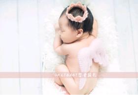 【虹桥】Only Baby婴童摄影(凭卡首次仅需1元一次拍单寸照)