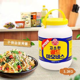 【韩国进口】不倒翁 蛋黄酱