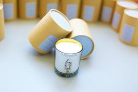 白玫瑰香氛按摩蜡烛