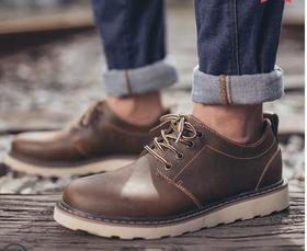 02X11-002-169男士工装鞋