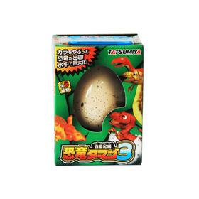 辰巳屋 恐龙蛋绿色小蛋 (恐龙造型随机)