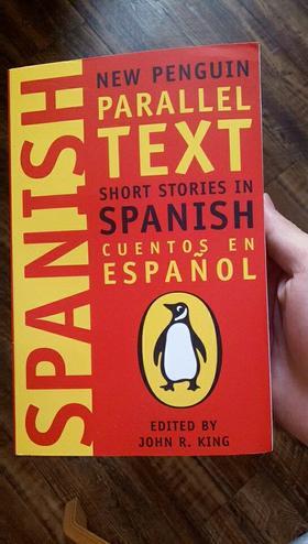 New penguin parallel text: short stories in spanish, cuentos en español
