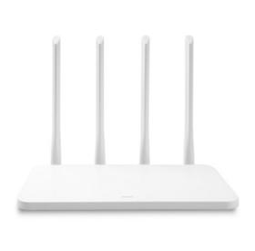 极路由E51双频1200M四天线全千兆网口端口智能无线路由器
